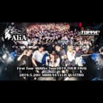 AliA First Tour「AliAliVe Tour2019」TOUR FINAL / 2019.5.20@ 渋谷CLUB QUATTRO イベントレポート